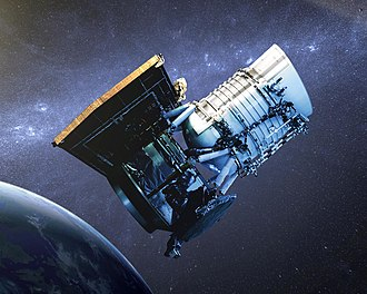 Wide-field Infrared Survey Explorer - Artist concept of WISE spacecraft