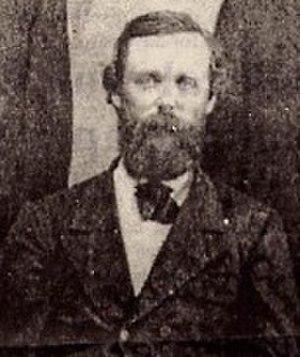 William P. Halliday - William P. Halliday, during the Civil War