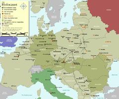 Lista dei campi di concentramento nazisti