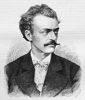 Alexander von Wagner - Von Wagner in 1880