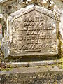 Waldo Cemetery headstone Ward Wimer - Cave Junction Oregon.jpg