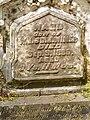Waldo Cemetery headstone Ward Wimer - Cave Junction Oregon.jpg