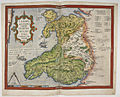 Wales and Anglesey - Lord Burghley's Atlas (1579), ff.98v-99 - BL Royal MS 18 D III.jpg