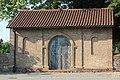 Walldorf Jüdischer Friedhof Tor1.JPG