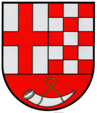 Coat of arms of the local community Altstrimmig