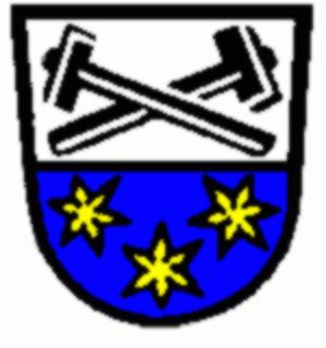 Bergen, Upper Bavaria - Image: Wappen Bergen Chiemgau