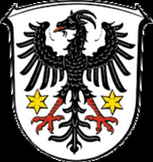 Gemünden (Wohra) - Image: Wappen Gemünden (Wohra)