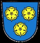 Das Wappen von Oberkochen