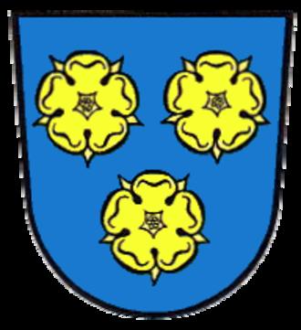Oberkochen - Image: Wappen Oberkochen