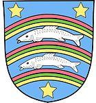 Das Wappen von Pfreimd