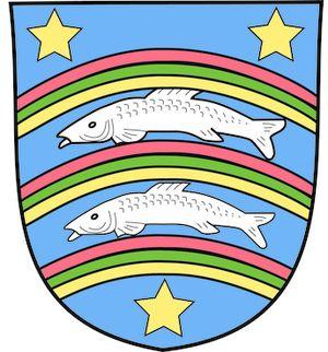 Pfreimd - Image: Wappen Pfreimd