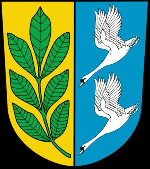 Schönwalde-Glien - Image: Wappen Schoenwalde Glien