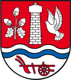 Sössen - Image: Wappen Soessen
