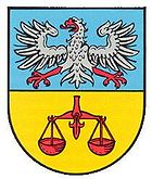 Coat of arms of the municipality of Böhl-Iggelheim