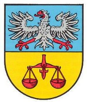 Rhein-Pfalz-Kreis - Image: Wappen boehl iggelheim