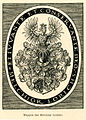 Wappen des Melchior Lorichs - Lorck Melchior - 16th century.jpg