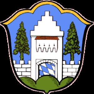 Grünwald, Bavaria - Image: Wappen von Grünwald