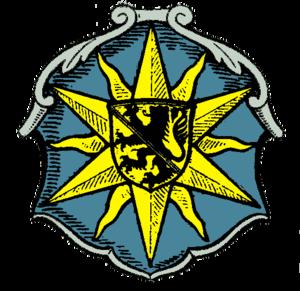 Oberscheinfeld - Image: Wappen von Oberscheinfeld 1938