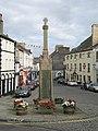 War memorial, Town Square at Ulverston - geograph.org.uk - 1513706.jpg