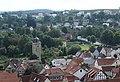 Warburg, Blick zur Unterstadt und zum Biermannsturm.JPG