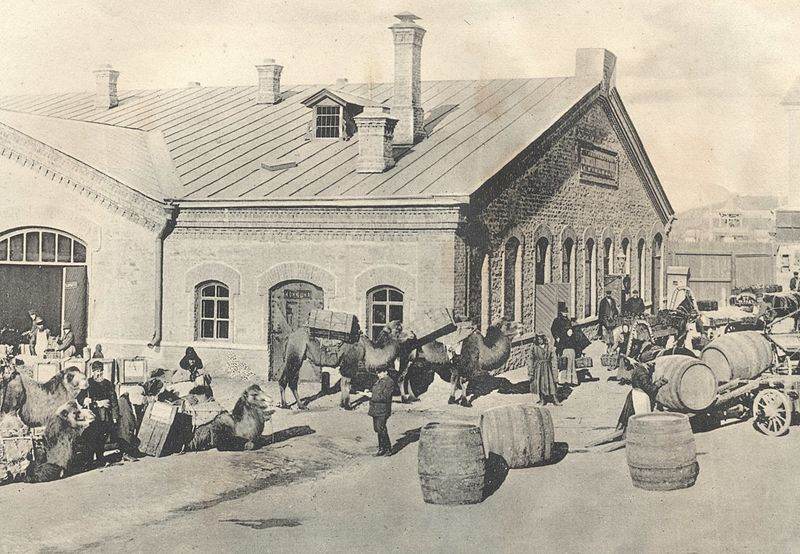 File:Warehouse of Zhiguli Brewery in Orenburg.jpg