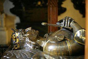 Wawel Cathedral - Cenotaph of king Władysław of Varna