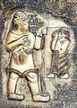 Warpalawas, King of Tuwana and Tarhunza, worshipping the god of Hittites 2016-12-25 01-1.jpg