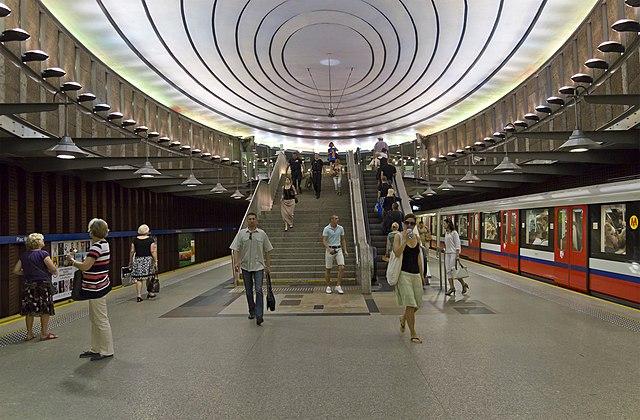 Metro de Varsovie