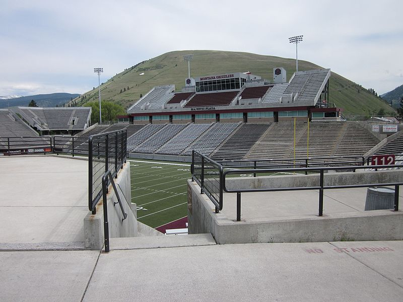 File:Washington Grizzly Stadium at the University of Montana in Missoula.jpg