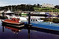 Waterford - Boats on River Suir and Jurys Hotel - geograph.org.uk - 1636908.jpg