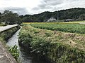 "Waterway near Roadside Station ""Harajiri Waterfall"".jpg"
