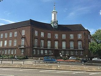 Watford - Watford Town Hall