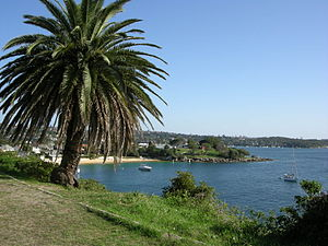 The Amazing Race 2 (China) - The Starting Line of the second Amazing Race was at the Watson Bay, at Sydney, Australia.
