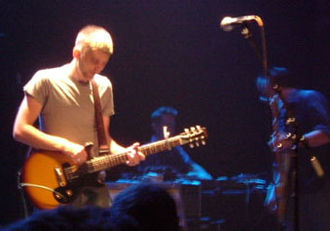 The Weakerthans - In Montreal, October 2004