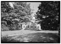Weathersfield Congregational Church and Town Hall, Weathersfield Center, Perkinsville, Windsor County, VT HABS VT,14-PERK.V,1-2.tif