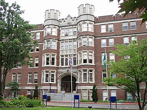 Webster University's Webster Hall - 2012.JPG