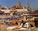 Weeks Edwin Feeding The Sacred Pigeons Jaipur.jpg