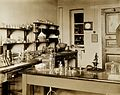 Wellcome Tropical Research Laboratories, Khartoum; laborator Wellcome V0029336.jpg