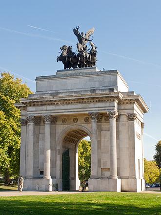 Wellington Arch - The Wellington Arch