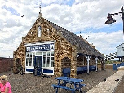 Wells Harbour Office.JPG