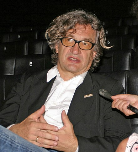 Wim Wenders in 2005 Wendersinterview.JPG