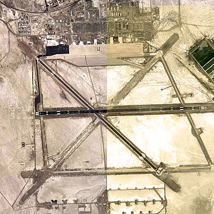 Wendover Airport - USGS 2006 orthophoto
