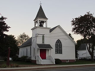 Dunstan Methodist Episcopal Church United States historic place