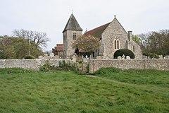 Okcidenta Wittering Paroĥa Church.jpg