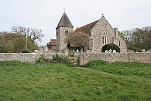 West Wittering - Image: West Wittering Parish Church
