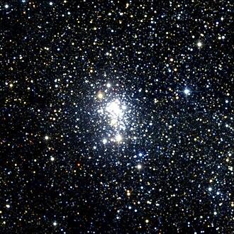 Super star cluster - Westerlund 1