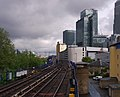 Westferry DLR station MMB 10.jpg