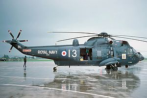 Westland Sea King HAS Mk. 2 Royal Navy