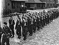 Wezep parade en uitreiking onderscheidingen Korea, Bestanddeelnr 904-9622.jpg