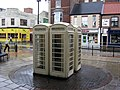 White Phone Boxes - geograph.org.uk - 244069.jpg